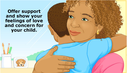 Parents Must Be Proactive