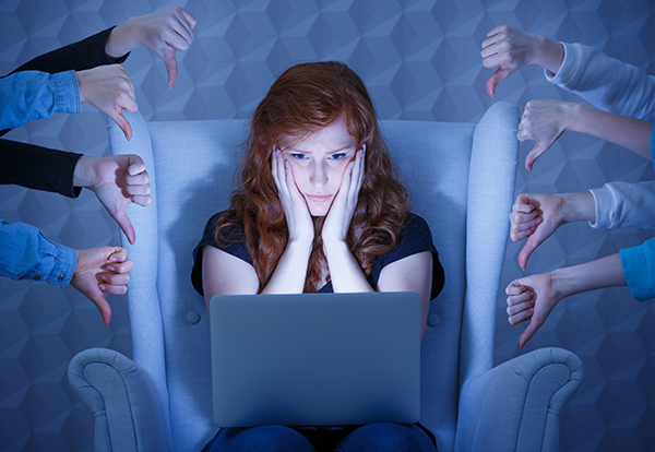 How to keep young ones safe from dark side of the web